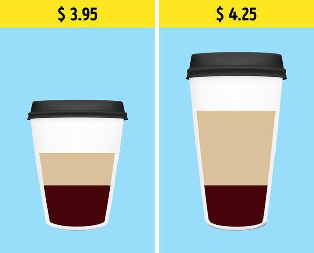 9 chiêu trò tâm lý Starbucks áp dụng để thao túng, buộc khách hàng chi nhiều tiền hơn mà chẳng mảy may suy nghĩ - Ảnh 11.