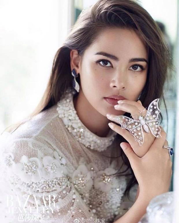 Dàn sao nữ Thái lọt top 100 mỹ nhân đẹp nhất thế giới: Vị trí của em út BLACKPINK gây bất ngờ, Baifern hay Yaya đỉnh hơn? - Ảnh 10.