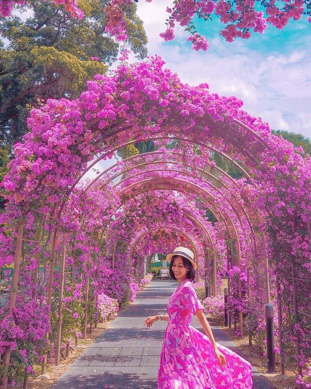 Con đường hoa ảo diệu ở Singapore được các travel blogger lăng xê nhiệt tình thực chất là một cái... nghĩa trang! - Ảnh 9.