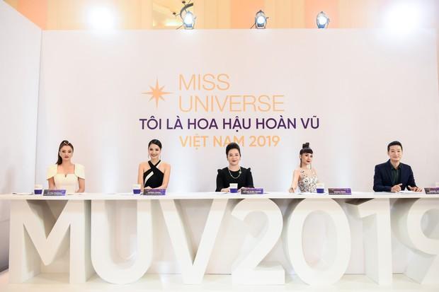 Á hậu Thúy Vân bị chê thiếu tươi mới tại Hoa hậu Hoàn vũ Việt Nam 2019? - Ảnh 2.