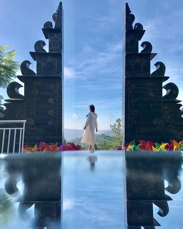 Soi ngay 4 địa điểm copy Bali ngay tại Việt Nam: Lên hình lung linh thật, liệu ngoài đời có so được với bản gốc? - Ảnh 2.