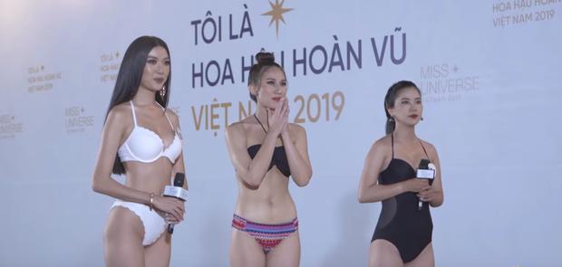 Á hậu Thúy Vân bị chê thiếu tươi mới tại Hoa hậu Hoàn vũ Việt Nam 2019? - Ảnh 4.