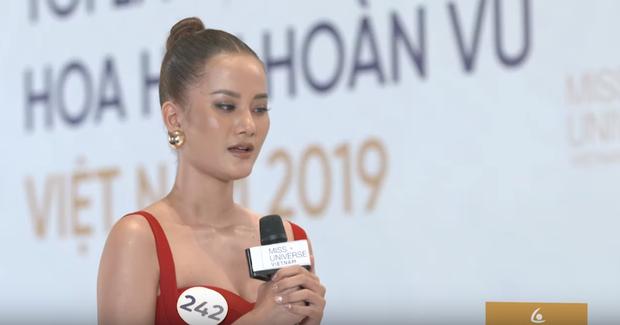Á hậu Thúy Vân bị chê thiếu tươi mới tại Hoa hậu Hoàn vũ Việt Nam 2019? - Ảnh 6.