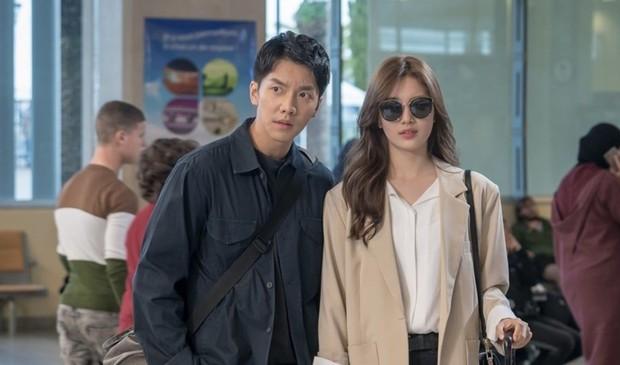 Căng não từng giây 1 với tử thần, Lee Seung Gi và Suzy vẫn không độ được tỉ suất người xem cho Vagabond! - Ảnh 1.