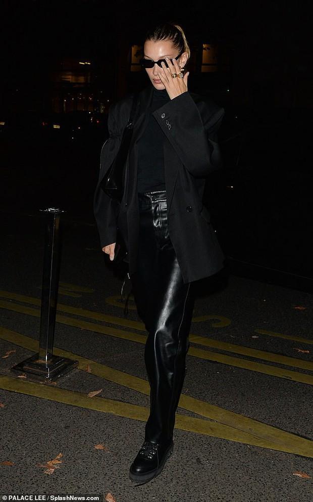 Ngược đời như chị em Bella - Gigi Hadid: Cô chị thì rực rỡ trẻ trung, cô em lại già dặn quá mức - Ảnh 9.