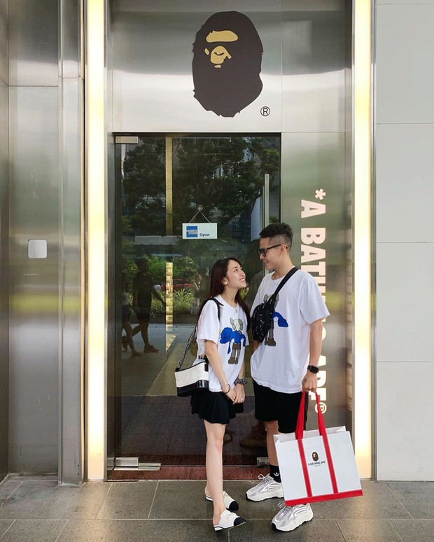 Ái nữ nhà Minh Nhựa được chồng mới cưới chiều như công chúa: Sang Singapore tậu đôi chiếc iPhone 11, food tour xuyên ngày! - Ảnh 6.