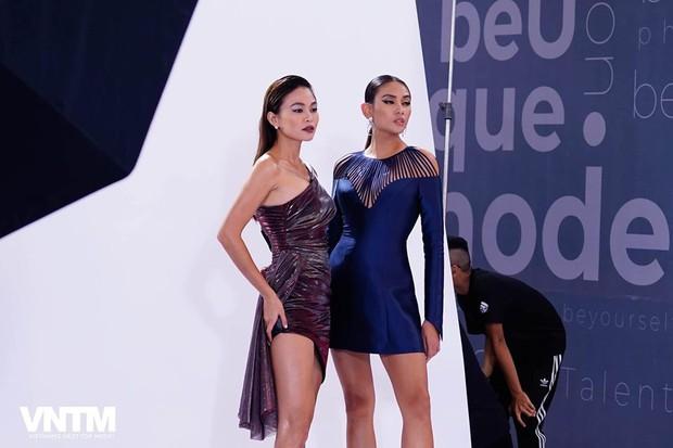 Vô tình đăng clip Mâu Thủy lộ nội y, Vietnams Next Top Model lập tức phi tang chứng cứ - Ảnh 2.