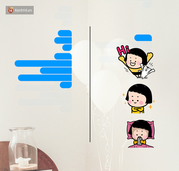 Từ điển nhìn tin nhắn đoán tính cách: Đứa dùng sticker rất thích cợt nhả còn đứa chuộng voicechat chính là bà 8 hóng drama thượng thừa - Ảnh 13.