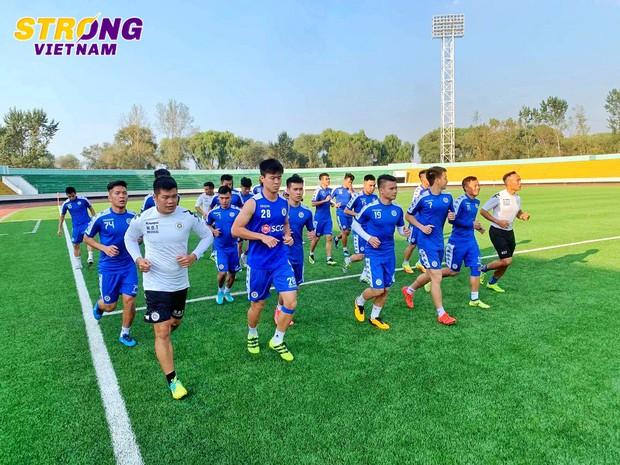 Ở CHDCND Triều Tiên, các cầu thủ Hà Nội FC được hưởng đặc quyền của những công dân tinh hoa - Ảnh 3.