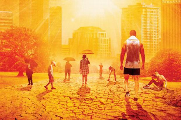 Con người đang sống với bầu không khí có chất lượng tệ chưa từng có trong vòng 2,5 triệu năm qua - Ảnh 1.