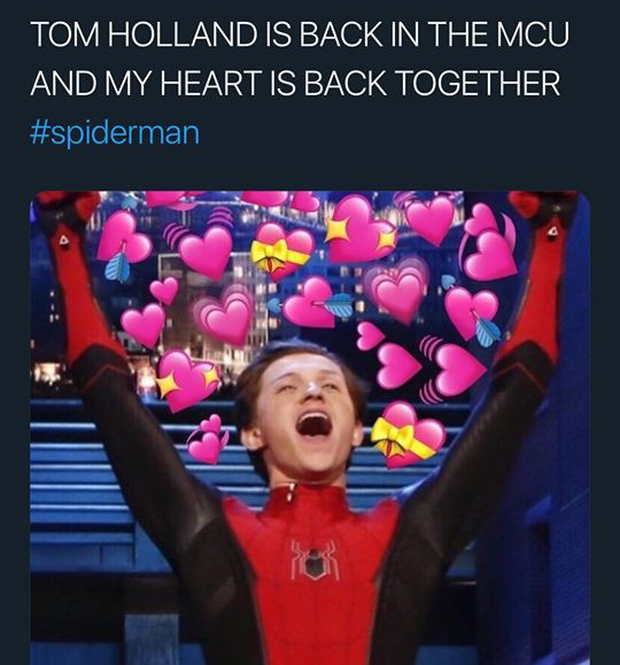 """""""Ghệ"""" Tom Holland lên MXH đăng clip Spider-Man ngúng nguẩy vòng 3 ăn mừng nhện nhọ hết """"homeless"""" - Ảnh 10."""