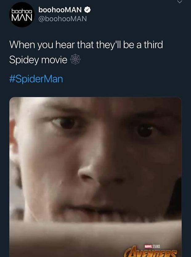 """""""Ghệ"""" Tom Holland lên MXH đăng clip Spider-Man ngúng nguẩy vòng 3 ăn mừng nhện nhọ hết """"homeless"""" - Ảnh 6."""