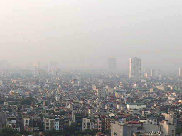 Ô nhiễm không khí ở Hà Nội, TPHCM: Ai sẽ bị ảnh hưởng đầu tiên?  - Ảnh 1.