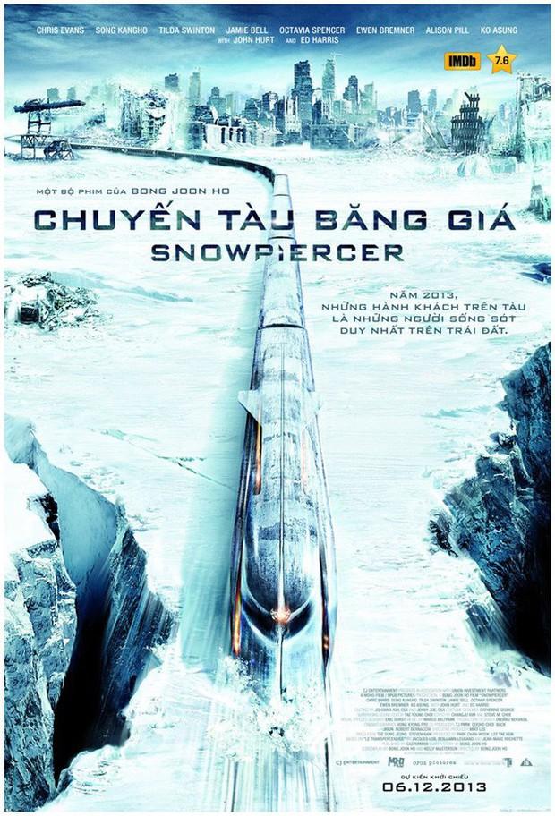 Rợn người với 6 bộ phim Hàn Quốc về ô nhiễm môi trường: Động vật đột biến, loài người diệt vong - Ảnh 3.