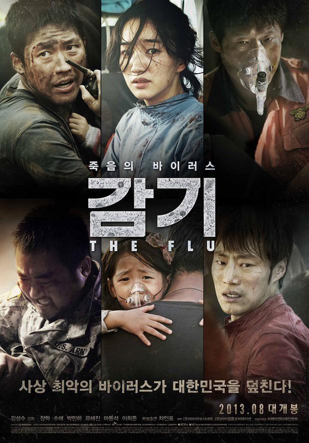 Rợn người với 6 bộ phim Hàn Quốc về ô nhiễm môi trường: Động vật đột biến, loài người diệt vong - Ảnh 5.