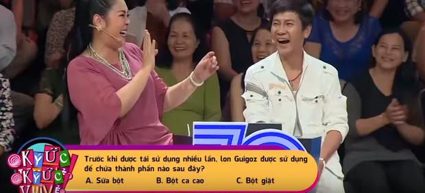 MC Lại Văn Sâm vô tình làm lộ đề trước cả khi đọc câu hỏi tại Ký ức vui vẻ - Ảnh 4.