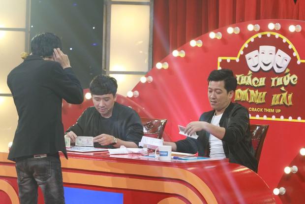 Trấn Thành - Trường Giang - Quyền Linh từng sẵn sàng lách luật khi quay gameshow vì mục đích cao đẹp - Ảnh 2.