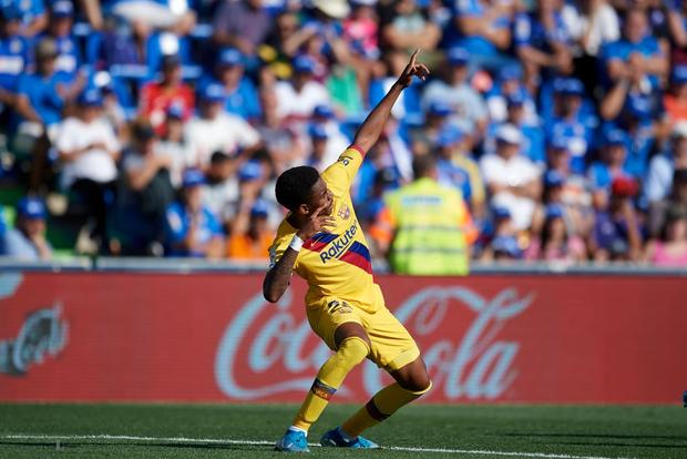 Barcelona lần đầu làm được điều này ở mùa giải năm nay nhờ pha kiến tạo cực đẳng cấp của... thủ môn! - Ảnh 8.