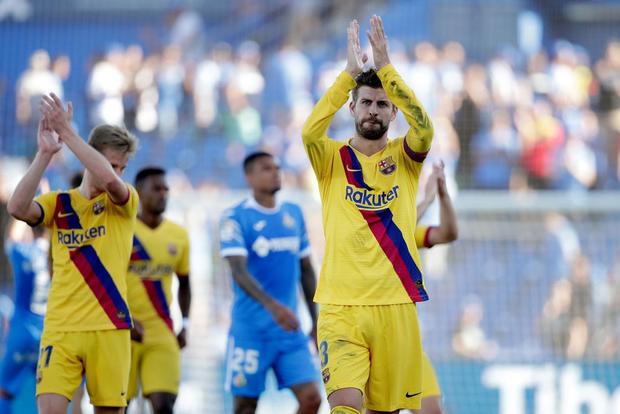 Barcelona lần đầu làm được điều này ở mùa giải năm nay nhờ pha kiến tạo cực đẳng cấp của... thủ môn! - Ảnh 9.