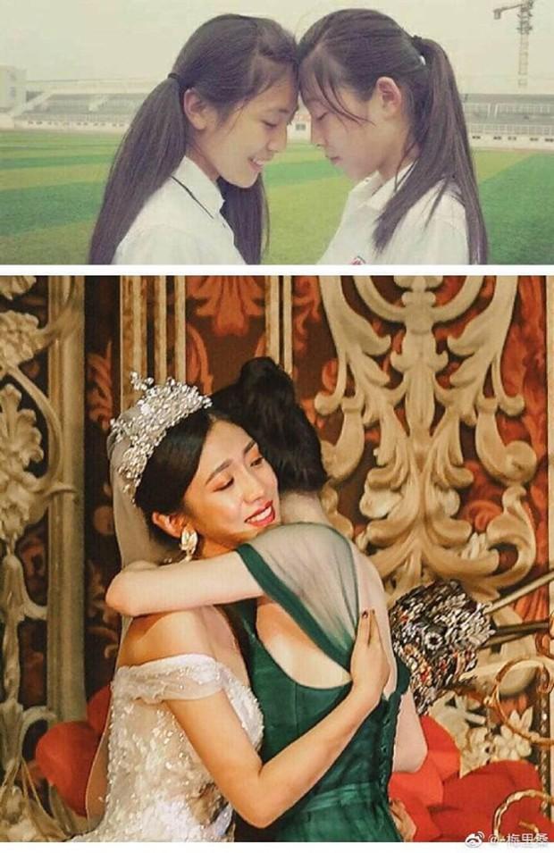 Đôi bạn thân 13 năm ôm nhau mừng rơi nước mắt trong ngày cưới: Thật vui vì chúng ta đã ở cạnh nhau lâu như thế! - Ảnh 1.