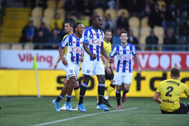 Tân binh ra mắt, đội bóng của Văn Hậu giành chiến thắng đầu tiên tại giải VĐQG Hà Lan sau 5 trận chỉ biết hòa và thua - Ảnh 1.
