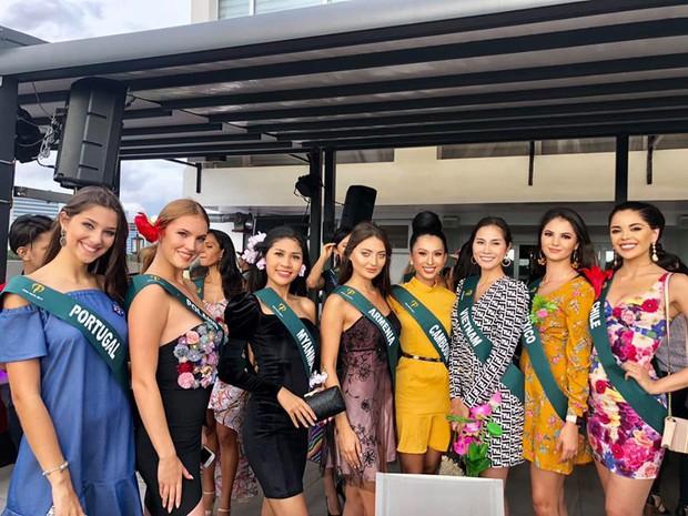 Mỹ nhân Việt dự thi Miss Earth đã đến Philippines đụng độ đối thủ, nhan sắc có đủ lập nên kỳ tích như Phương Khánh? - Ảnh 2.