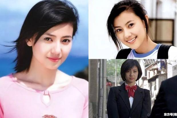 Nhan sắc 29 minh tinh đình đám năm 18 tuổi: Angela Baby - Dương Mịch chạy dài trước Lê Tư - Trương Bá Chi - Ảnh 18.