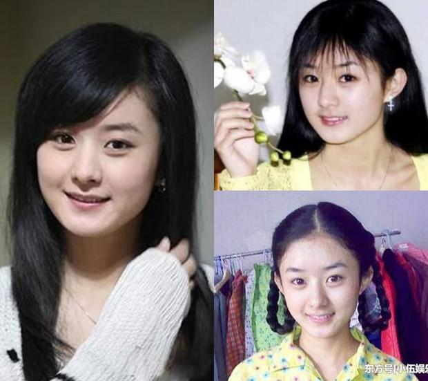 Nhan sắc 29 minh tinh đình đám năm 18 tuổi: Angela Baby - Dương Mịch chạy dài trước Lê Tư - Trương Bá Chi - Ảnh 19.