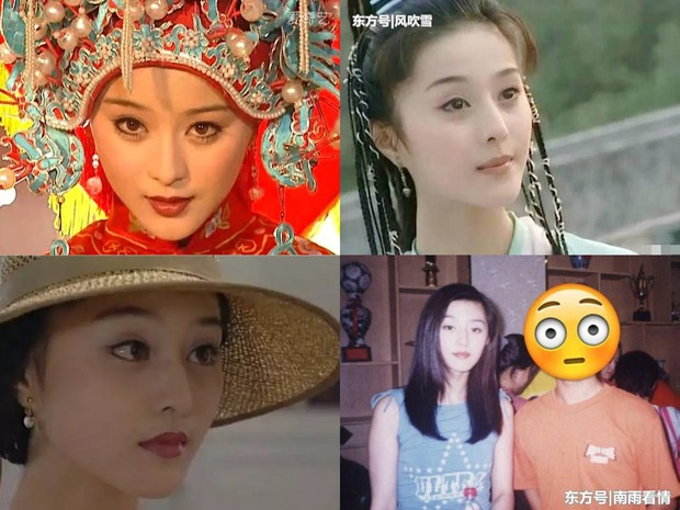 Nhan sắc 29 minh tinh đình đám năm 18 tuổi: Angela Baby - Dương Mịch chạy dài trước Lê Tư - Trương Bá Chi - Ảnh 8.