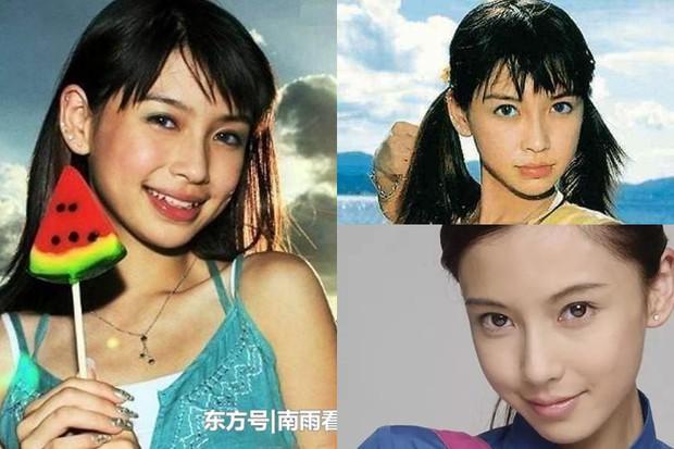 Nhan sắc 29 minh tinh đình đám năm 18 tuổi: Angela Baby - Dương Mịch chạy dài trước Lê Tư - Trương Bá Chi - Ảnh 9.