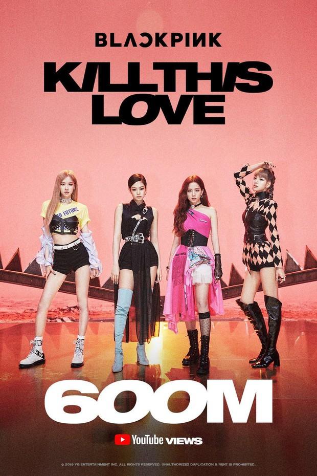 Cao chạy xa bay như BLACKPINK: Lập thành tích gấp đôi BTS, gấp ba TWICE trên Youtube chỉ với Kill This Love! - Ảnh 3.