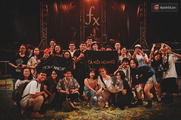 Cá Hồi Hoang kết thúc Fx Tour tại TP.HCM: quá nhiều cảm xúc và năng lượng! - Ảnh 23.