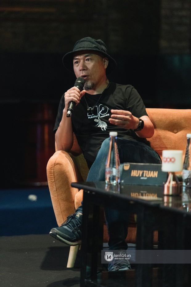"""Slim V, Huy Tuấn, TripleD... : """"Nếu chưa giải quyết được vấn đề bản quyền thì nhạc Việt vẫn mãi trong vòng luẩn quẩn"""" - Ảnh 6."""