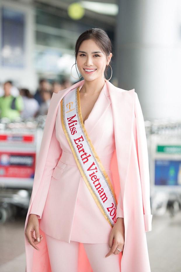 Mỹ nhân Việt dự thi Miss Earth đã đến Philippines đụng độ đối thủ, nhan sắc có đủ lập nên kỳ tích như Phương Khánh? - Ảnh 9.