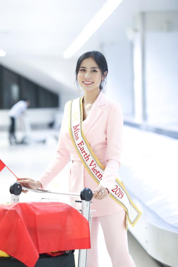 Mỹ nhân Việt dự thi Miss Earth đã đến Philippines đụng độ đối thủ, nhan sắc có đủ lập nên kỳ tích như Phương Khánh? - Ảnh 10.
