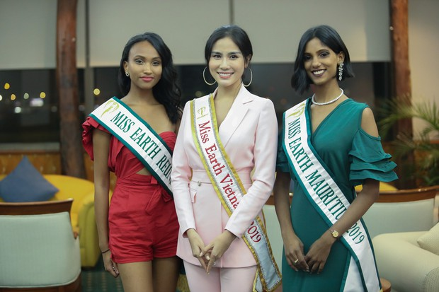 Mỹ nhân Việt dự thi Miss Earth đã đến Philippines đụng độ đối thủ, nhan sắc có đủ lập nên kỳ tích như Phương Khánh? - Ảnh 4.
