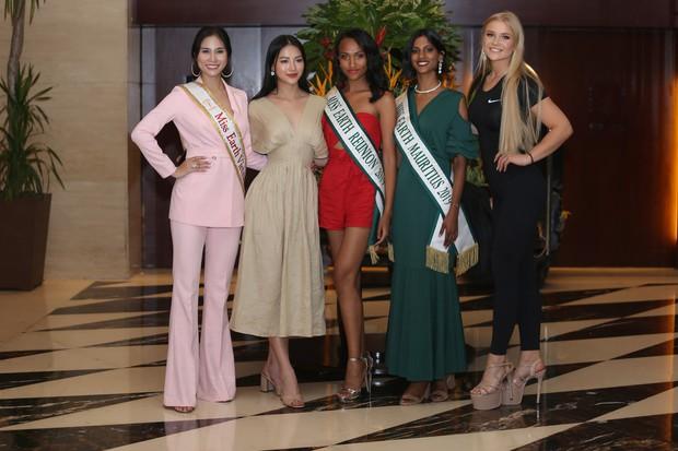 Mỹ nhân Việt dự thi Miss Earth đã đến Philippines đụng độ đối thủ, nhan sắc có đủ lập nên kỳ tích như Phương Khánh? - Ảnh 5.