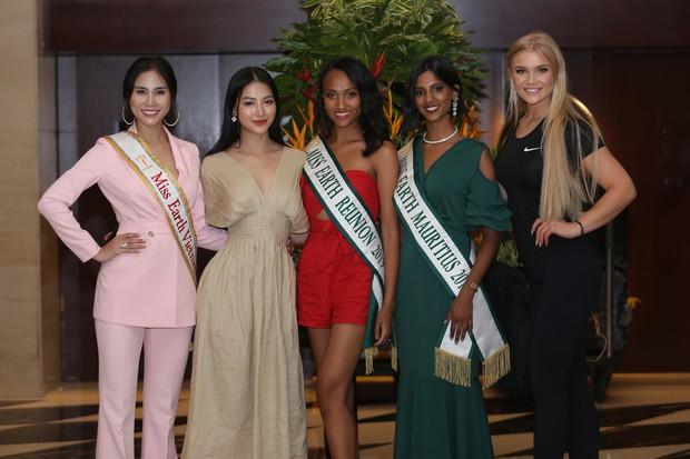 Mỹ nhân Việt dự thi Miss Earth đã đến Philippines đụng độ đối thủ, nhan sắc có đủ lập nên kỳ tích như Phương Khánh? - Ảnh 6.