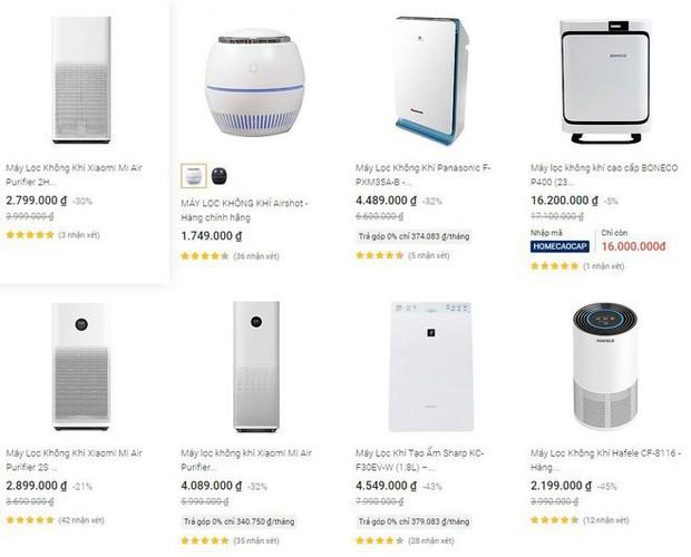 Chọn mua máy lọc không khí như thế nào để đảm bảo sức khỏe cho gia đình bạn