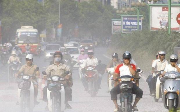 Chất lượng không khí tồi tệ ở Hà Nội còn kéo dài tới bao giờ? - Ảnh 1.