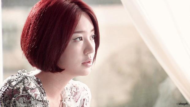 Mê hồn nhan sắc thái tử phi Yoon Eun Hye thời kì đỉnh cao: Mỹ nữ từ cổ trang đến hiện đại không ai dám đọ lại! - Ảnh 10.