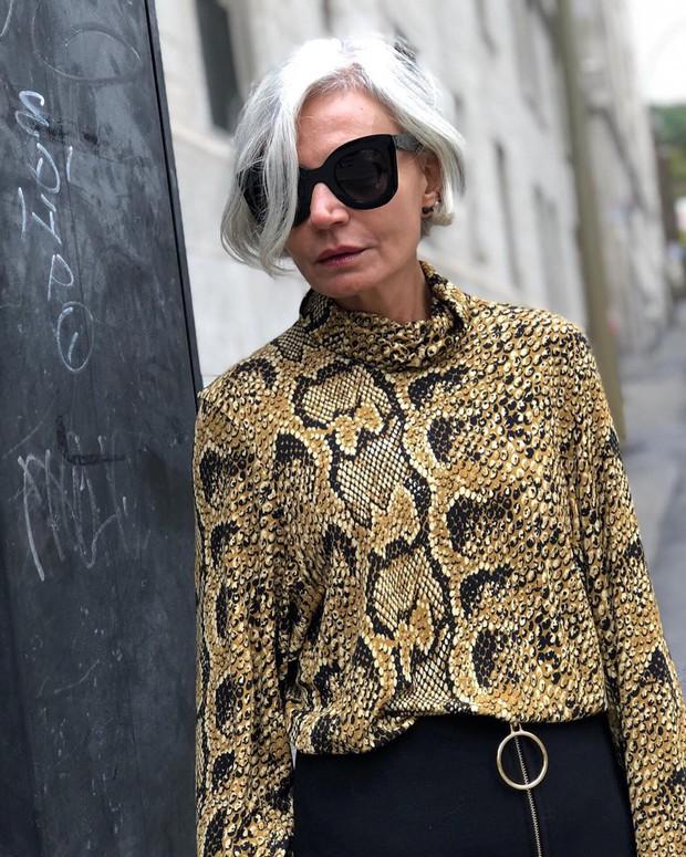 Cụ bà 54 tuổi gợi ý 4 xu hướng giúp bạn lên hạng phong cách ngay lập tức - Ảnh 10.