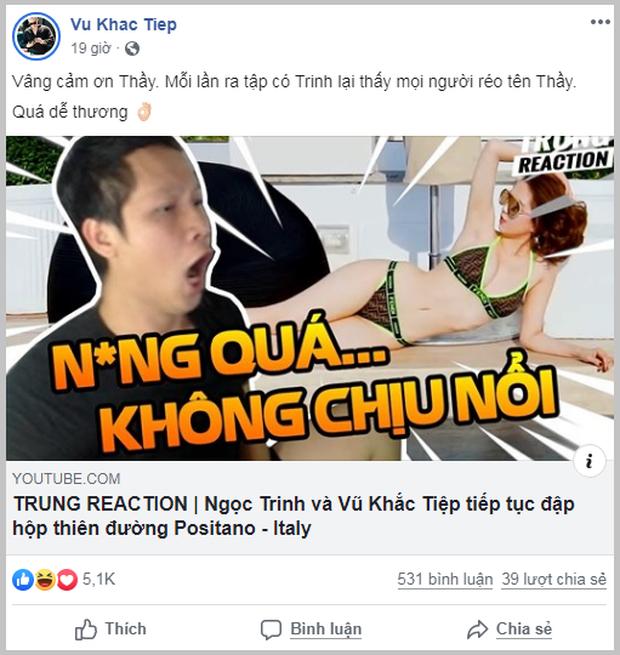 Hot như Thầy Ba, hết được Ngọc Trinh khen lại đến lượt nữ streamer xinh đẹp từ Đài Loan lặn lội sang thăm - Ảnh 9.