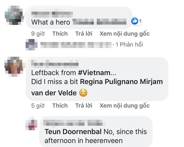 Fan Việt kéo vào fanpage tuyển Hà Lan vừa kết nạp Đoàn Văn Hậu buông lời bỡn cợt: Tưởng vậy là hay? - Ảnh 5.