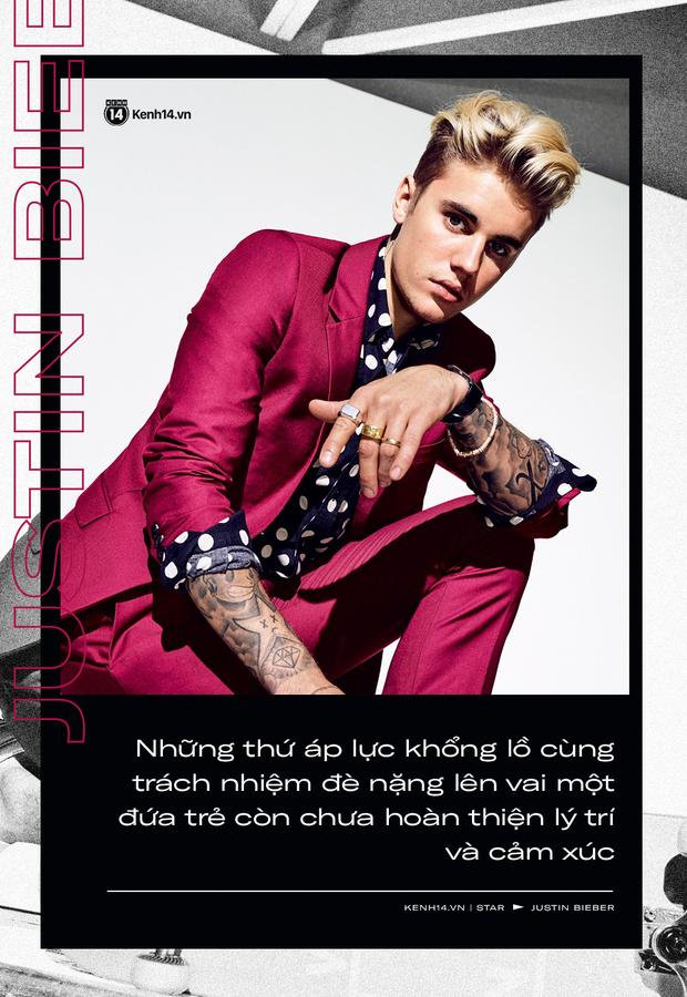 Justin Bieber lần đầu trải lòng về những vấp ngã trong quá khứ: Từng muốn tự tử, nghiện ma tuý và hơn thế nữa - Ảnh 3.