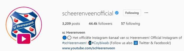 Tổng kết: Hiệu ứng Đoàn Văn Hậu tạo ra những kỳ tích truyền thông chưa từng có trong lịch sử SC Heerenveen - Ảnh 2.
