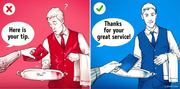 """Những quy tắc ngầm tuy không ai bảo nhưng bạn vẫn nên biết để không bị """"kém sang"""" khi dùng bữa ở các nhà hàng cao cấp - Ảnh 8."""