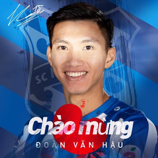 Đoàn Văn Hậu tuyên bố giữa trời Âu: Ở Việt Nam, bóng đá là niềm tự hào dân tộc - Ảnh 3.