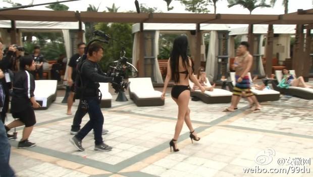 Bức ảnh Xa Thi Mạn lép vế toàn tập vì người đẹp ngực khủng bất ngờ hot trở lại: Hóa ra là Đệ nhất mỹ nhân châu Á - Ảnh 4.