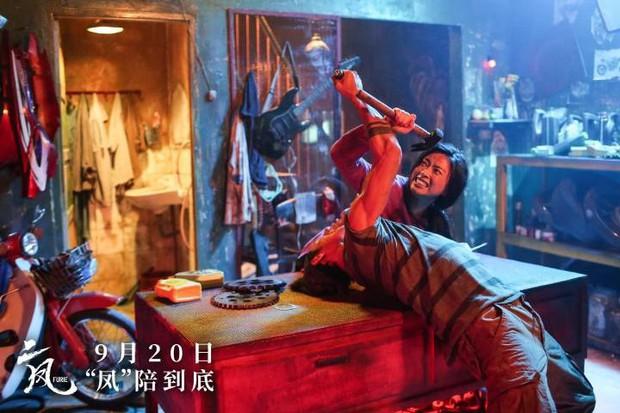 Chị BavNgô Thanh Vân bất ngờ đánh úp đem cục cưng trăm tỉ Hai Phượng công chiếu Trung Quốc! - Ảnh 3.